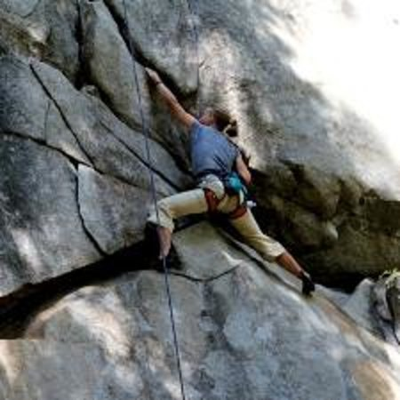 Treks and Tracks Rock Climbing Trips Photo
