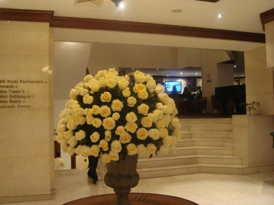 NH Collection Quito Royal: lobby