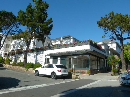 Pine Inn: Hôtel