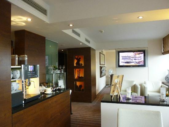 Sheraton Munchen Westpark Hotel: club