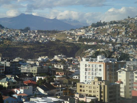 NH Collection Quito Royal: view
