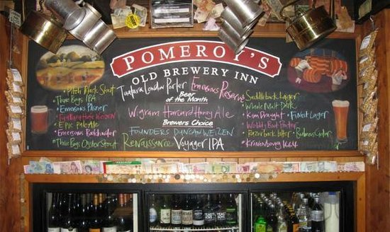 Pomeroy's Old Brewery Inn