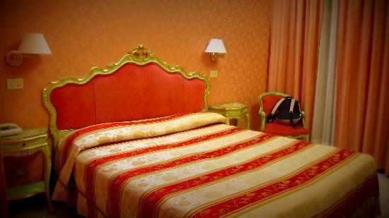 Hotel Romulus: camera