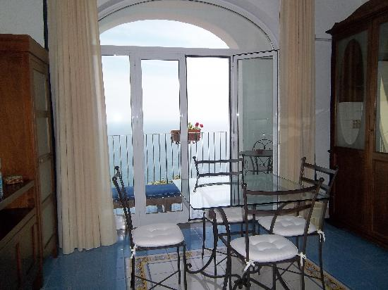 Panorama - Picture of Amalfi Residence, Conca dei Marini - TripAdvisor