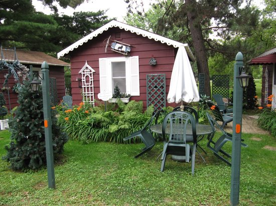 Wildflower Cottages of Pequot Lakes : Exterior 1