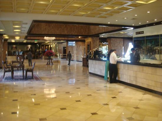 Swissotel Quito: lobby