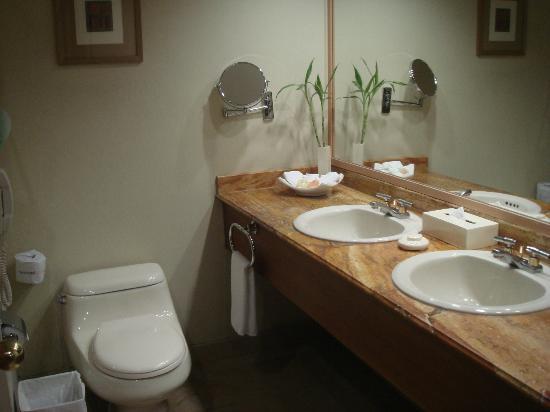 Swissotel Quito: clean