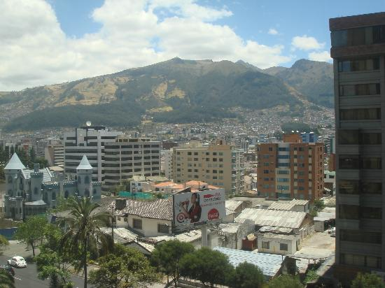 Swissotel Quito: other view