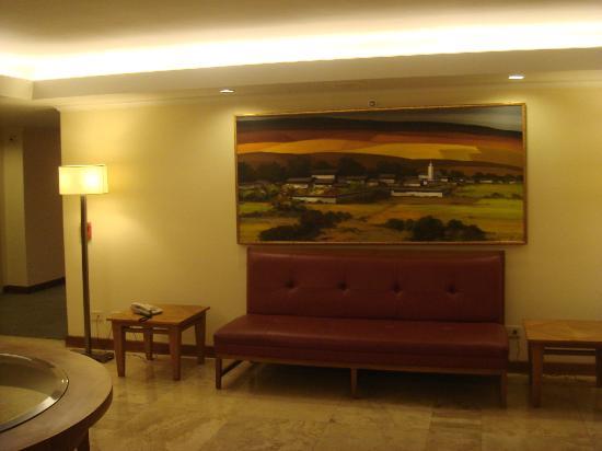 Swissotel Quito: 3rd floor