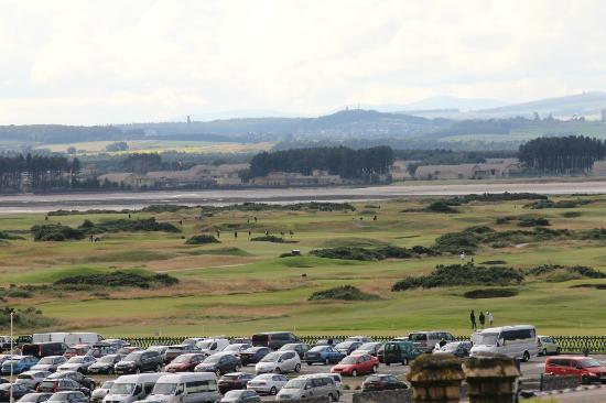 Fairways of St Andrews: The view from our third-floor balcony!!