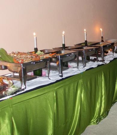 Summer Villa Guest House : Dinner