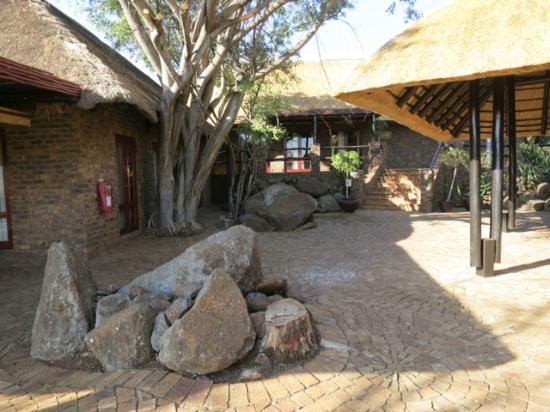Bakubung Bush Lodge: Reception