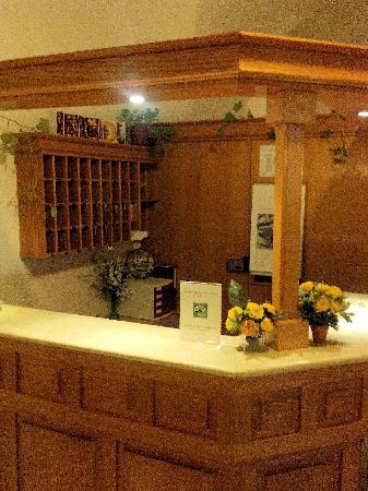 Casa Nova Pilgrim Guest House: The lobby of the guesthouse
