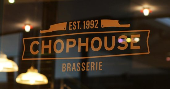 The Chophouse Brasserie and Bar : The Chophouse