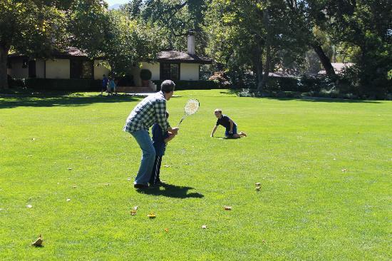 Alisal Guest Ranch & Resort: Fun in the wide open space