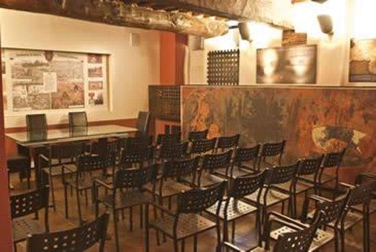 Domus Romana : Sala conferenze