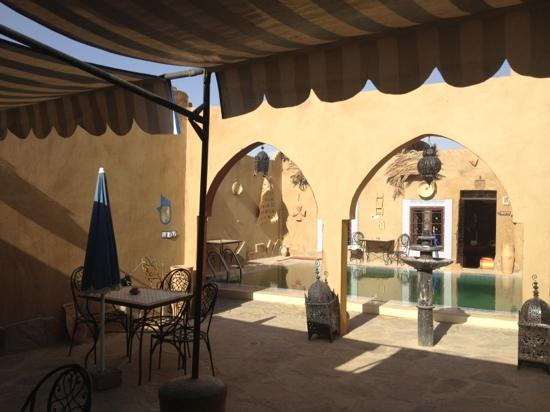 Restaurant Cafe Fatima: la piscina