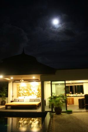 ‪‪Phuket Cleanse‬: Moonlight at the oasis