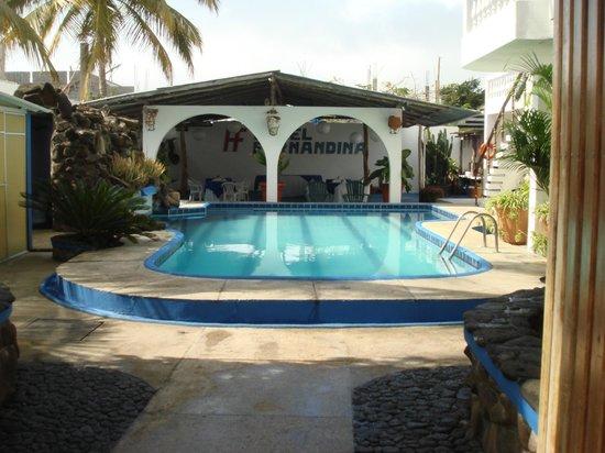 Hotel Fernandina: pool