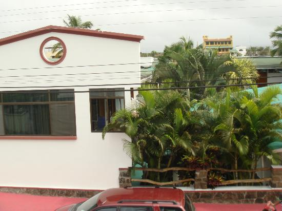 Hotel Fernandina: front