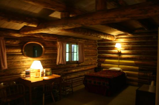 Colter Bay Village: la nostra cabin.3