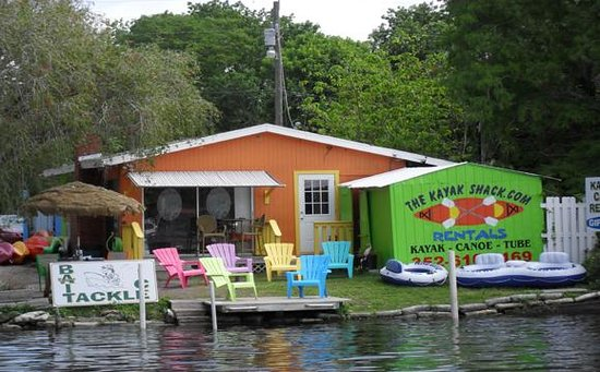 The Kayak Shack