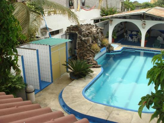 Hotel Fernandina: pool again
