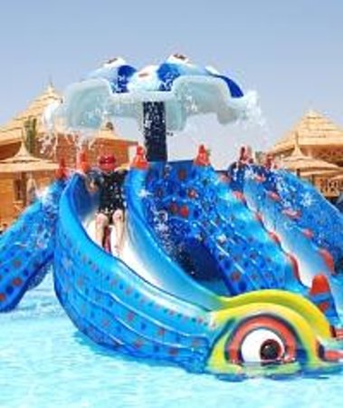Aqua Blue Water Park Foto