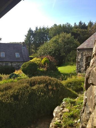 Ffald-y-Brenin Retreat: One of smaller cottages