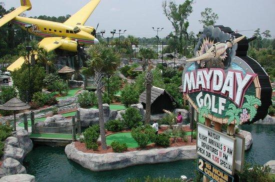 Mayday Golf