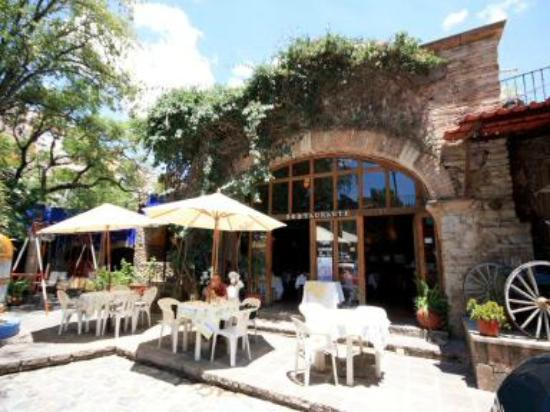 Hacienda De Cobos: restaurant