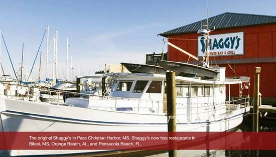 Shaggy's Waterfront Bar & Grill Foto