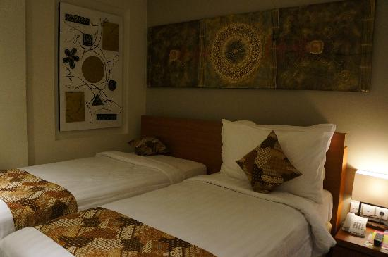 Jocs Boutique Hotel & Spa: The comfortable & clean superior room
