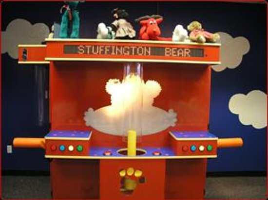 Stuffington Bear Factory