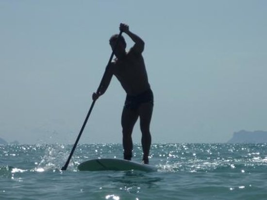 Samui Paddle Board Photo