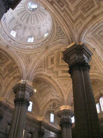 Jaen Cathedral: Bóvedas vaídas