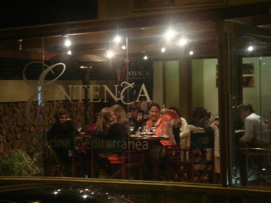 Entenza Restaurant: outdoors