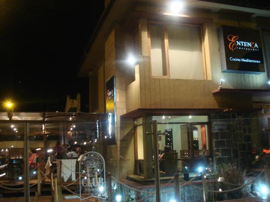 Entenza Restaurant: other view