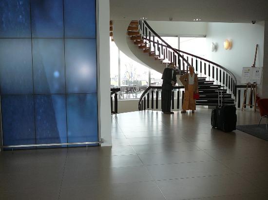 Icelandair Hotel Reykjavik Natura: Lobby