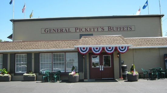 General Pickett's Buffet