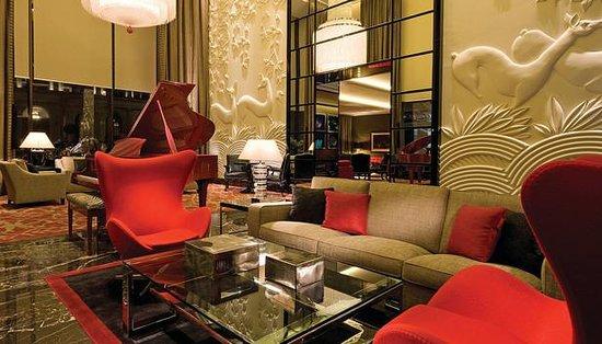 Amaranto Lounge at the Four Seasons