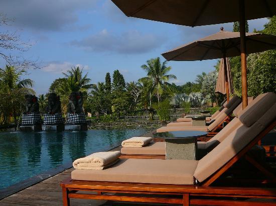 The Chedi Club Tanah Gajah, Ubud, Bali – a GHM hotel: Poolside