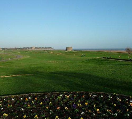 Felixstowe Ferry Golf Club Photo