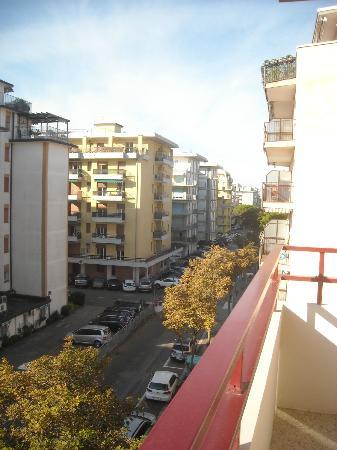 Nelson Hotel: Terrazza