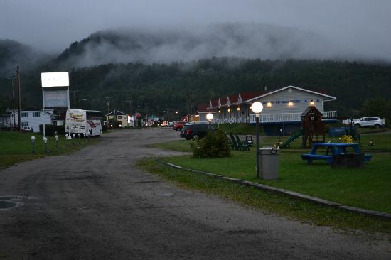 Motel le Vacancier: réception et motel