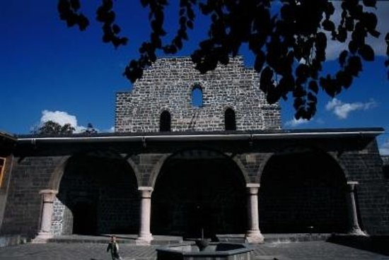Virgin Mary Ancient Assyrian Church, Diyarbakir - TripAdvisor
