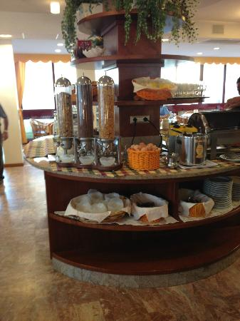 Nelson Hotel: Colazione