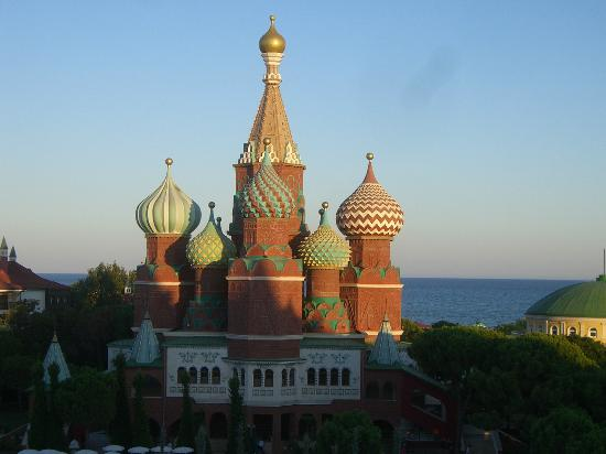 PGS Hotels Kremlin Palace : dining and bar
