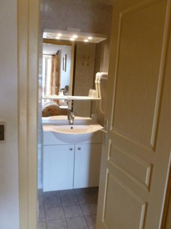 Hôtel l'Etoile de Neiges : Salle de bain