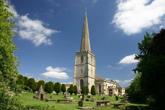 St Marys Painswick